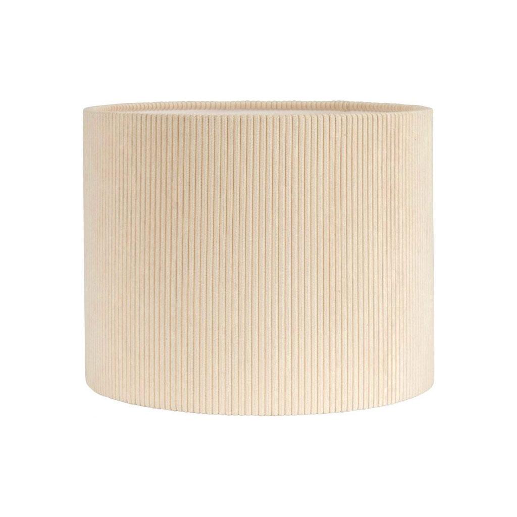 Lampeskærm, Kerstin Manchester Offwhite