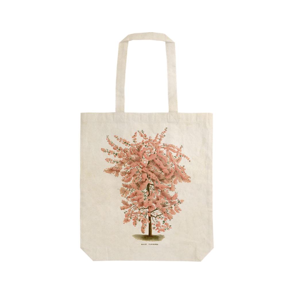 Stofpose Blomstrende træ