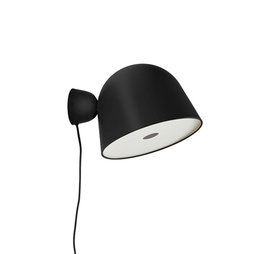 Væglampe Kuppi 2.0 sort