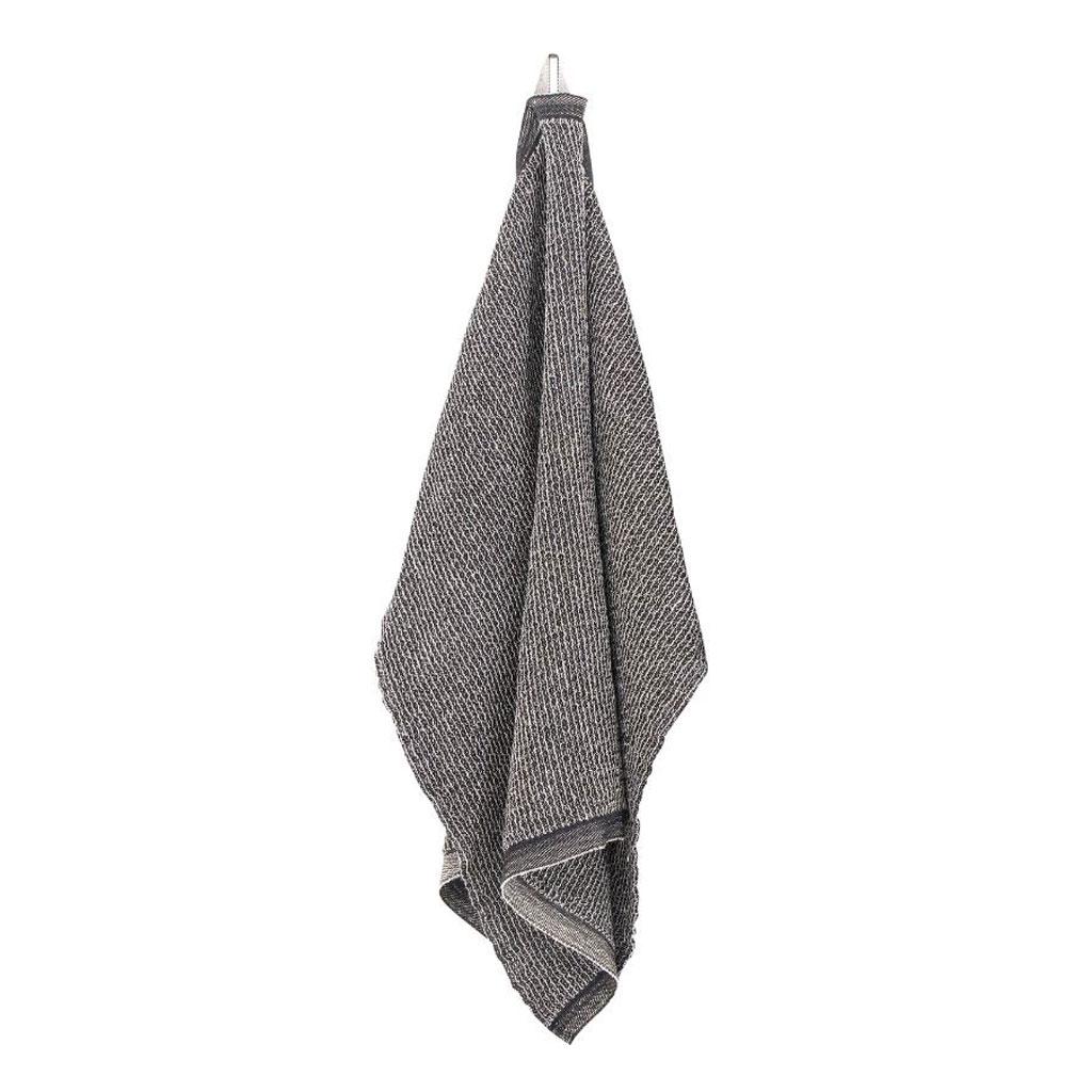 Håndklæde Terva - Sort