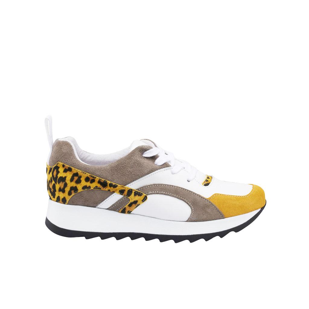 Sneaker Andrea Gul Leo