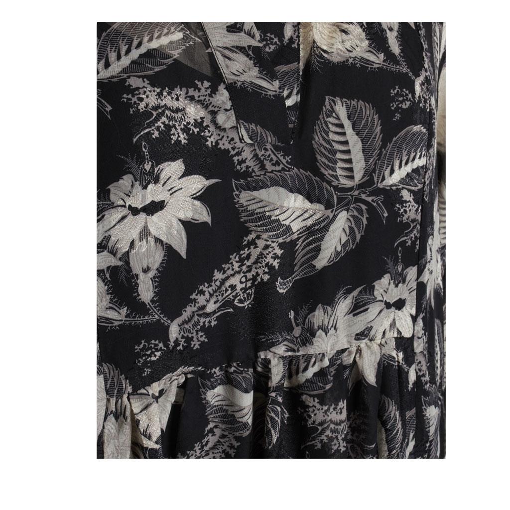 Lang kjole med blomstermønster, Love & Divine