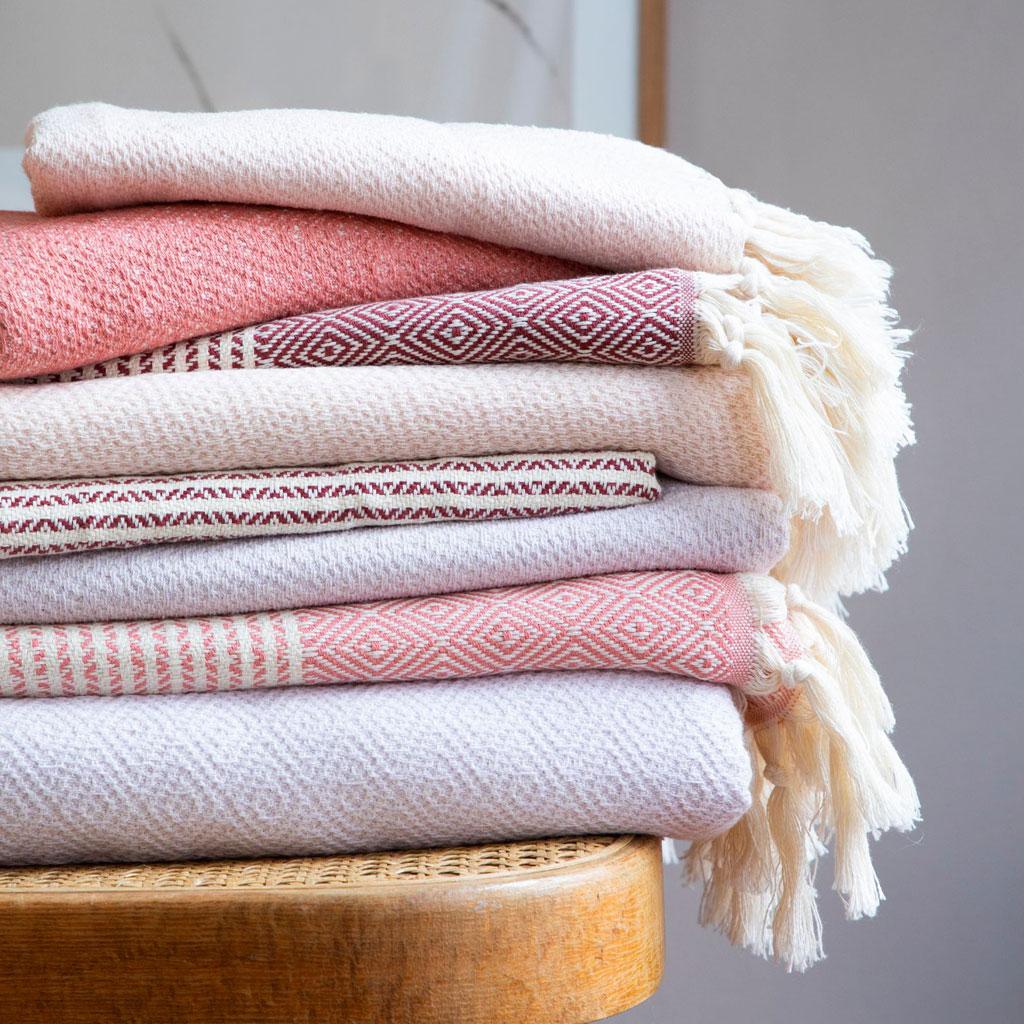 Gæstehåndklæde, Nane, 65x100cm