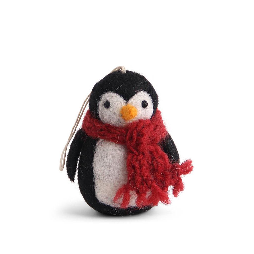 Juleophæng, Pingvine