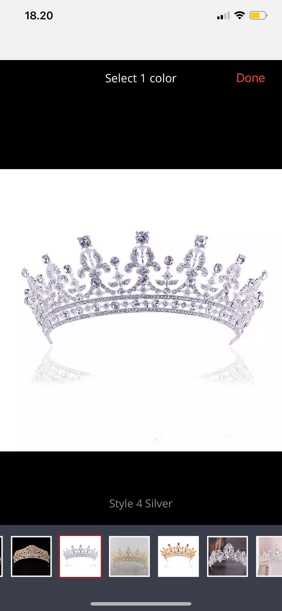 Kruunu, linnanneito