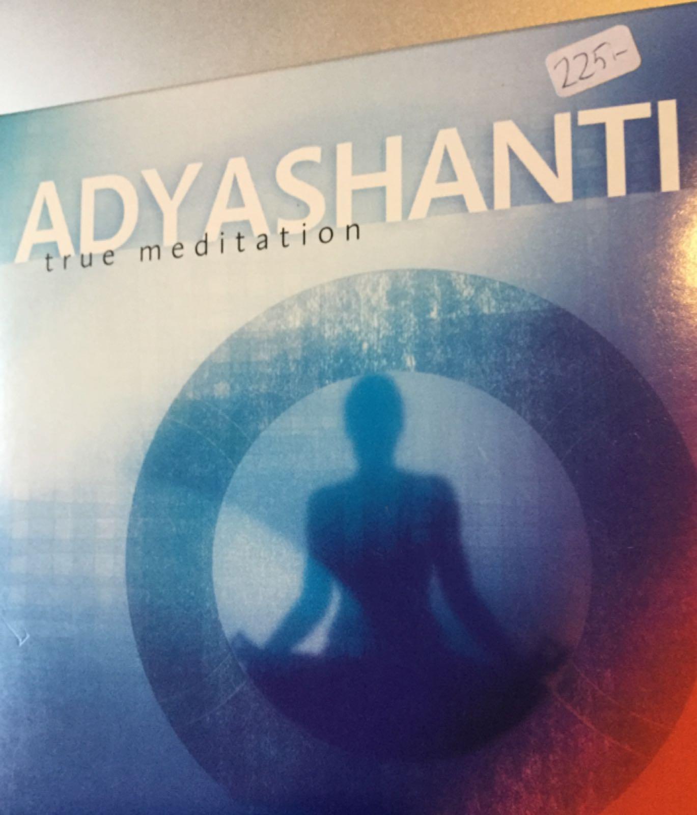 CD Adyashanti 225:-