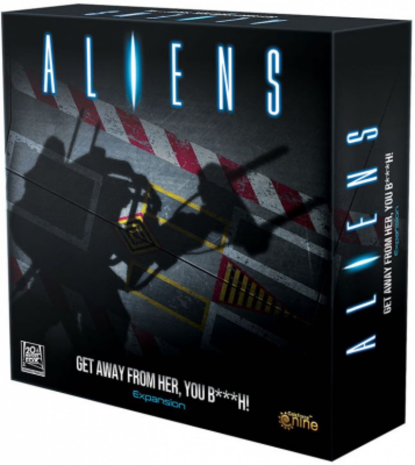ALIENS: Get away from her you b***h!