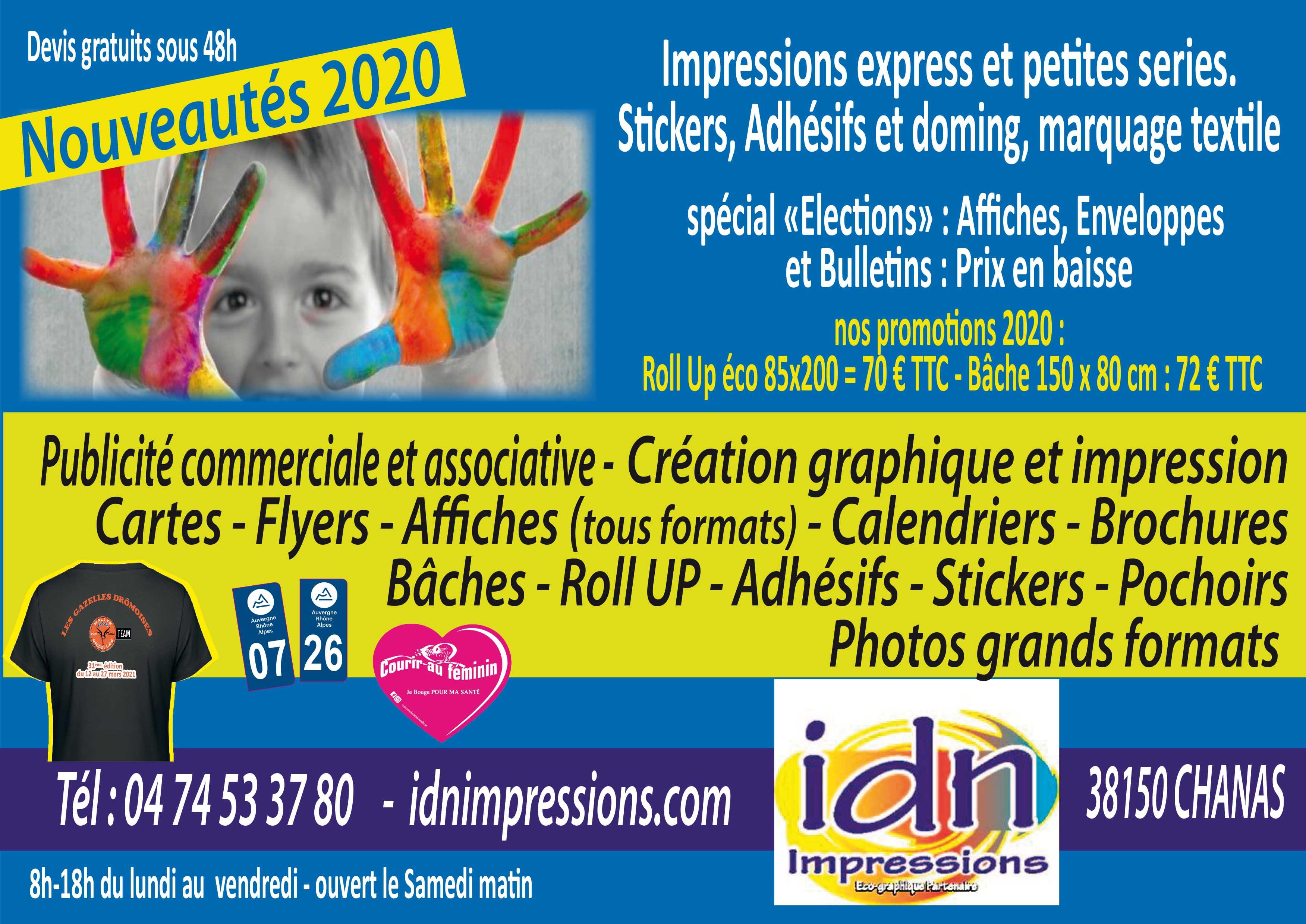 IDN IMPRESSIONS