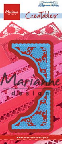 Marianne Design CUT/EMB Anjas Corner