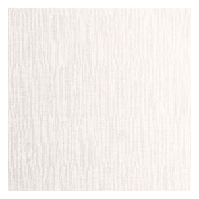 Florence Cardstock texture Off white