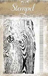 PD13779 Silikone stempel: træ struktur