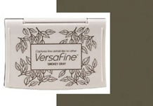 VersaFine Ink Pad Smokey Grey