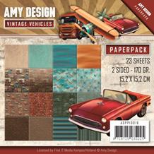 Amy Design ADPP10016 Vintage Vehicles