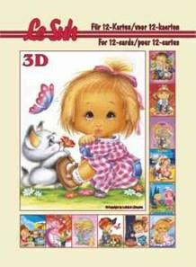 3d A5 bog: Børn 2