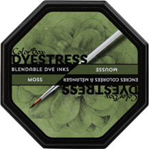 Colorbox Dyestress Blendable Dye Ink Moss