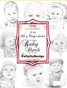FelicitaDesign Toppers Baby