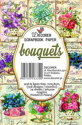 Decorer Bouquets Paper Pack
