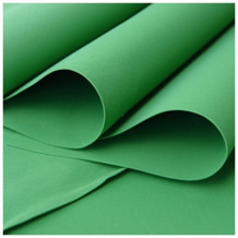 S75 Foamiran dyb grøn, ca. 30x35cm, 0,6mm