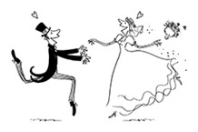 """ARTEMIO Stempel """"Marriage"""""""