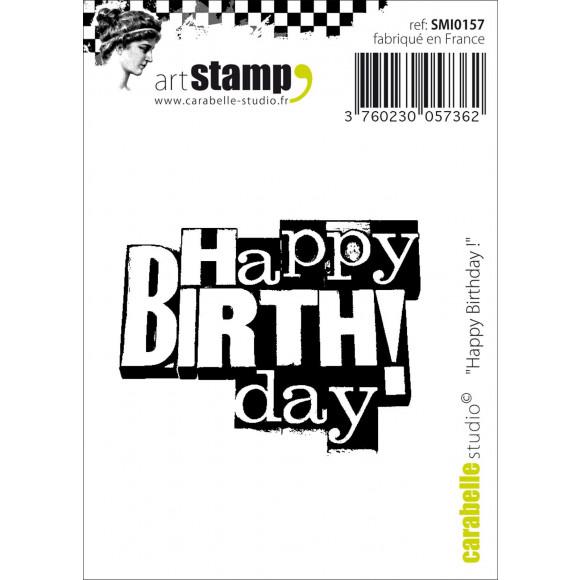 SMI0157 Happy Birthday