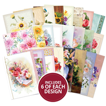 HD LBK213 The Little Book of Floral Favourites