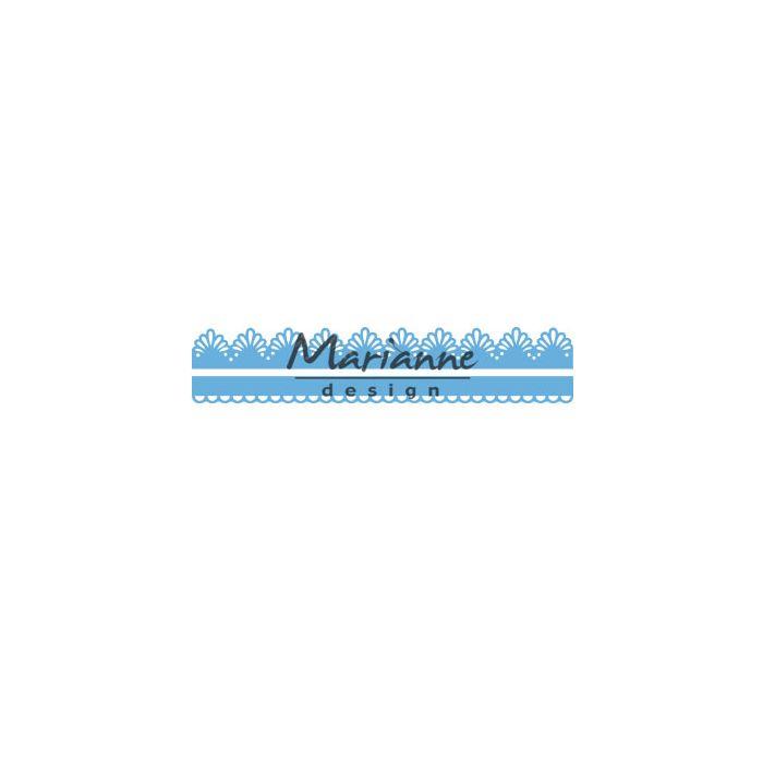Marianne Design • Creatables cut- embosstencil Sweet borders 3