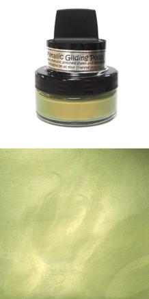 """Cosmic Shimmer Gilding Polish / Voks """"Golden Olive"""""""