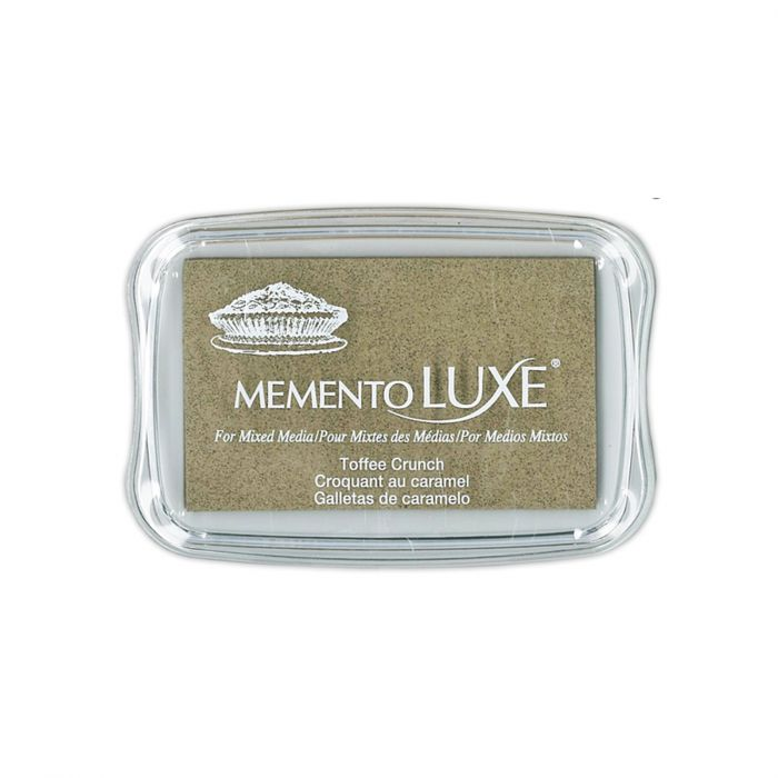 Tsukineko • Memento Luxe Toffee Crunch  (05ML805)