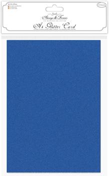 AFGCRD008 Cobalt Blue
