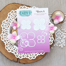 Lady E Design Flower 8