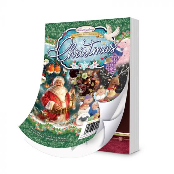 HD LBK261 The 6th Little Book of Christmas