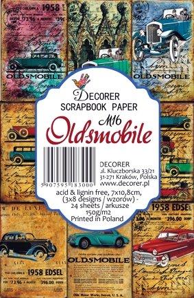 Decorer Oldsmobile Paper Pack