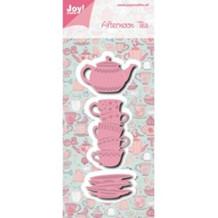 Joy CUT/EMB Afternoon Tea
