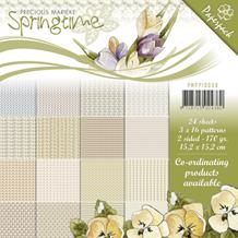 Papermania Papirblok Springtime