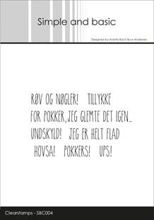 SBC004 RØV OG NØGLER