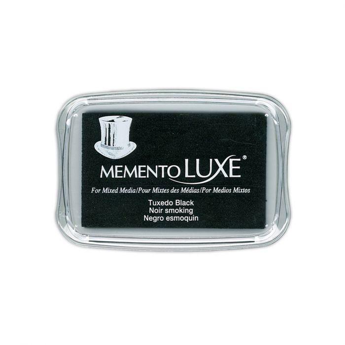 Tsukineko • Memento Luxe Tuxedo Black  (05ML900)