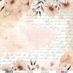PFY3666 SCRAP PAPER VELLUM A DAY MAGIC GIRLS