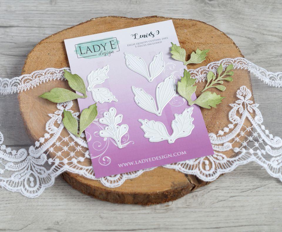 Lady E Design Leaves 9