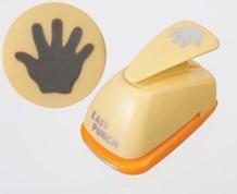 Easy Punch orange hånd