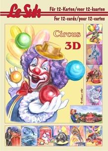3d A5 bog: Cirkus