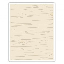 Sizzix Embossingfolder Birch