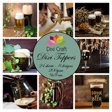 Dixi Craft Toppers Beer