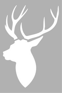 ARTEMIO Stencil Kronhjort