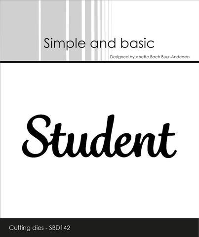 SBD142 Student