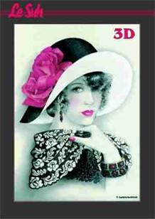 3d A4 bog: Damer