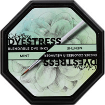Colorbox Dyestress Blendable Dye Ink Mint
