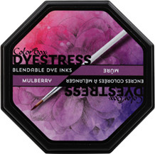Colorbox Dyestress Blendable Dye Ink Mulberry