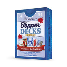 HD DECK020 Christmas Reflections Topper Deck