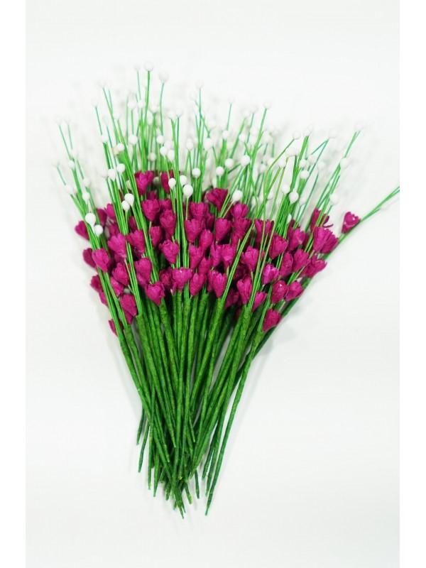 ICMF006 Små Blomster Fuchsia
