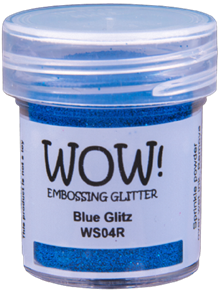 WS04R WOW Regular-Blue Glitz